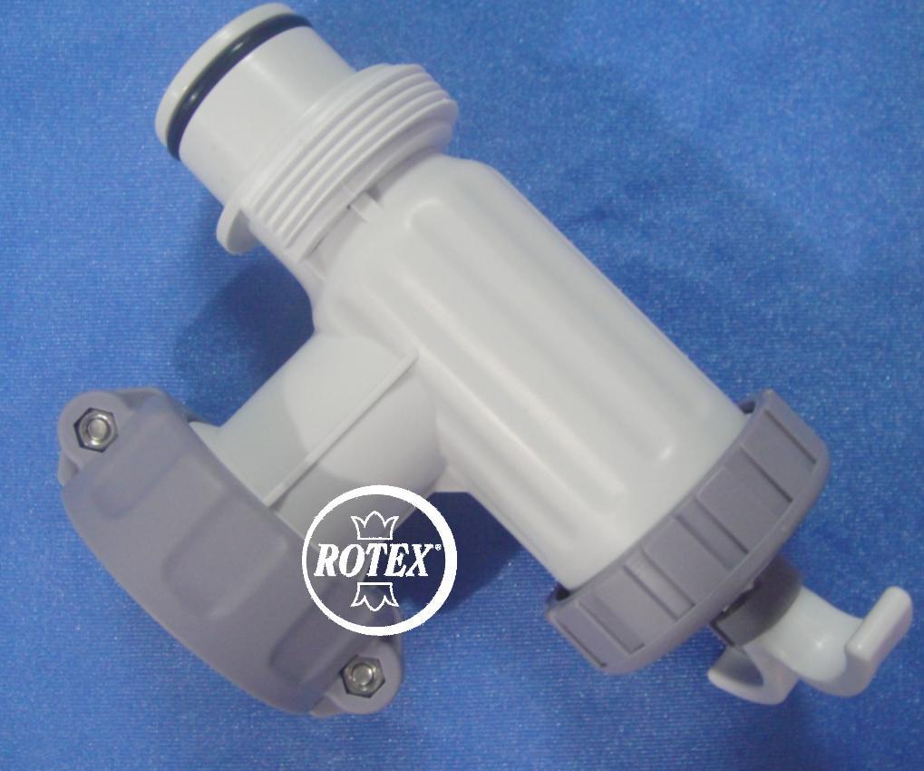 Rotex intex 10747 valvola plunger ricambio per pompa for Accessori piscine intex