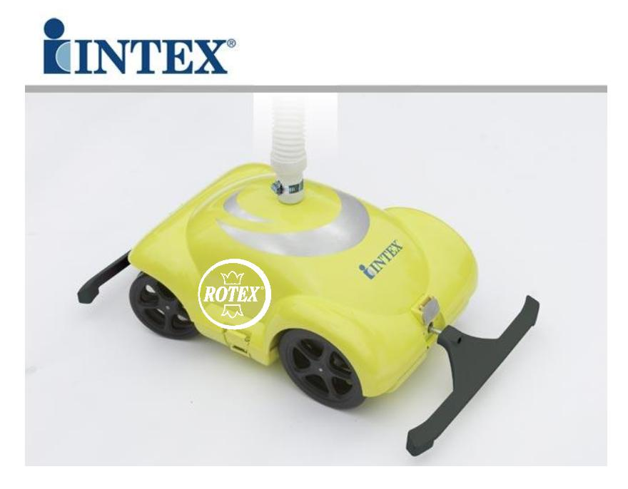 Rotex intex auto cleaner robot pulitore automatico per for Intex pulitore automatico per piscine
