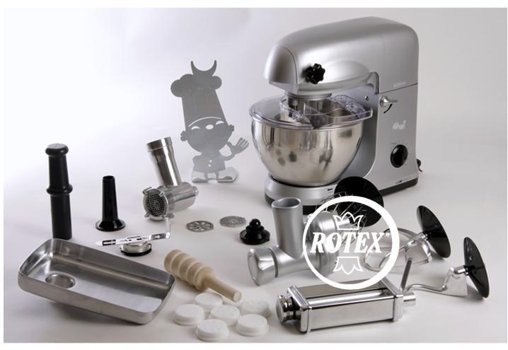 Rotex clatronic bomann impastatrice km 3067 tritacarne kit pasta rolando pastaio ebay - Impastatrice per pasta fatta in casa ...