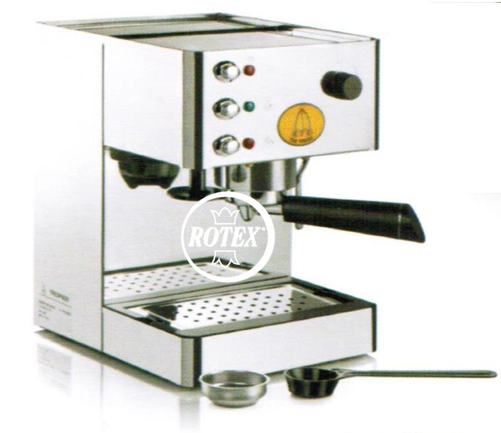 Rotex macchina da caffe 39 espresso per casa elettronica - Macchina da caffe per casa ...