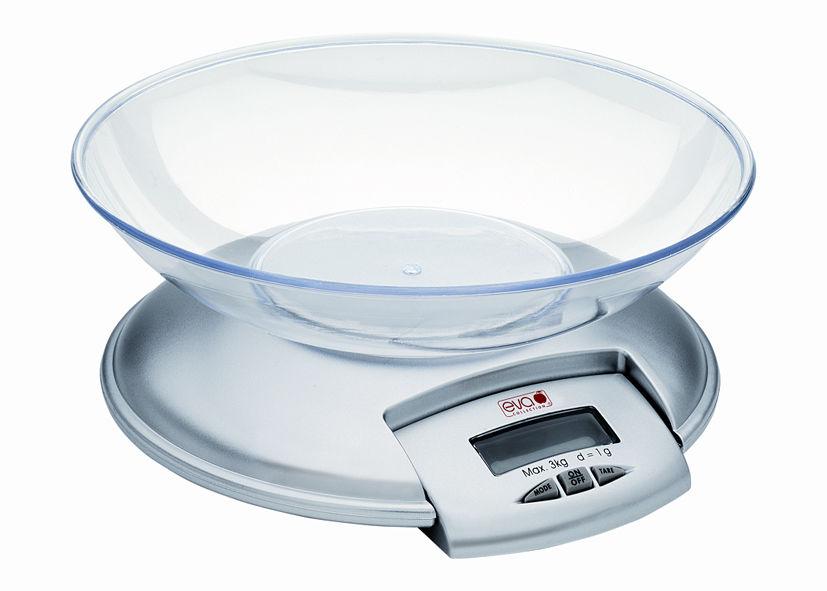 Rotex Bilancia da cucina elettronica digitale 3 kg divisione 1 grammo EK 6130